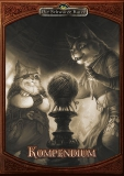 Die schwarze Katze Meisterschirm und Kompendium