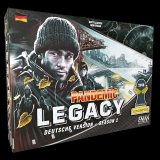 Pandemic Legacy Season 2 dt. Black