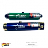 Warlord Laserpointer and Laserline