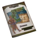 DSA 5.0 Landkartenset Die Dampfenden Dschungel
