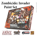 Army Painter Zombicide Invader Paint Set