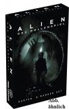 Alien Karten- und Markerset