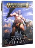 Battletome Sons of Behemat 2020