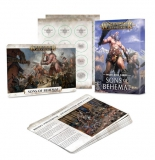 Warscroll Cards Sons of Behemat 2020