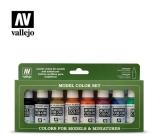 Vallejo Transparent Color Set