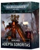 Datakarten Adepta Sororitas (9e)
