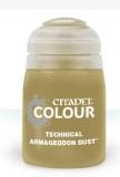 Technical: Armageddon Dust