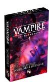 V5 Vampire Kartenset Disziplinen und Blutmagie