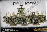 Skaven Pestilence - Plague Monks