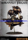 Kharadron Overlords - Arkanaut Frigate