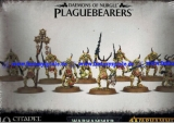 Daemons of Nurgle - Plaguebearers