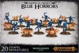 Tzeentch Blue Horrors + Brimstone Horrors