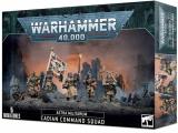 A/Militarum Cadian Command Squad